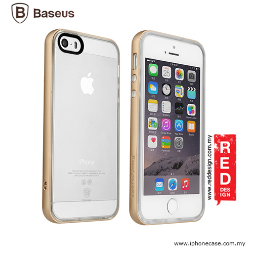 Picture of Baseus Feather Series Back Cover Case for iPhone SE iPhone 5 iPhone 5S - Champagne Gold Apple iPhone SE- Apple iPhone SE Cases, Apple iPhone SE Covers, iPad Cases and a wide selection of Apple iPhone SE Accessories in Malaysia, Sabah, Sarawak and Singapore
