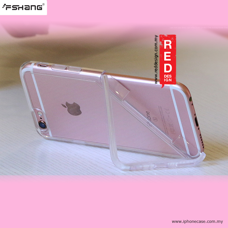 Picture of FSHANG Transformers Standable Case for iPhone 6 iPhone 6S 4.7 - Clear Apple iPhone 6S 4.7- Apple iPhone 6S 4.7 Cases, Apple iPhone 6S 4.7 Covers, iPad Cases and a wide selection of Apple iPhone 6S 4.7 Accessories in Malaysia, Sabah, Sarawak and Singapore