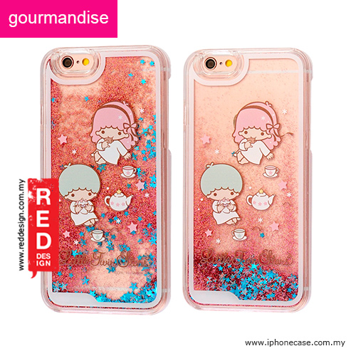 Picture of Gourmandise Glitter Flow Hello Kitty Case for iPhone 6 iPhone 6S 4.7 - Little Twin Star Tea Time Apple iPhone 6S 4.7- Apple iPhone 6S 4.7 Cases, Apple iPhone 6S 4.7 Covers, iPad Cases and a wide selection of Apple iPhone 6S 4.7 Accessories in Malaysia, Sabah, Sarawak and Singapore