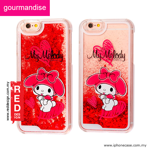 Picture of Gourmandise Glitter Flow Hello Kitty Case for iPhone 6 iPhone 6S 4.7 - My Melody Apple iPhone 6S 4.7- Apple iPhone 6S 4.7 Cases, Apple iPhone 6S 4.7 Covers, iPad Cases and a wide selection of Apple iPhone 6S 4.7 Accessories in Malaysia, Sabah, Sarawak and Singapore