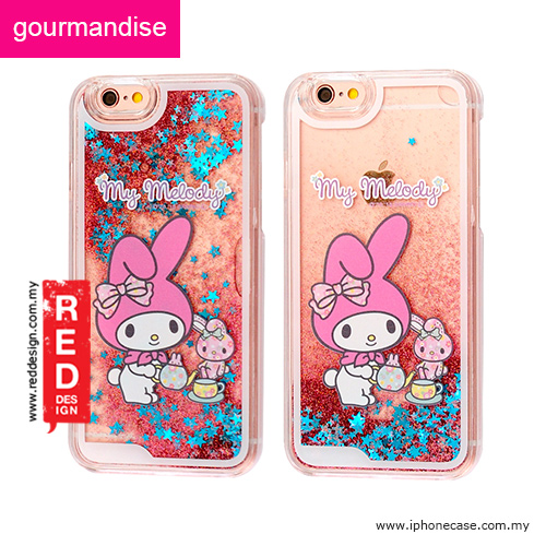Picture of Gourmandise Glitter Flow Hello Kitty Case for iPhone 6 iPhone 6S 4.7 - My Melody Tea Time Apple iPhone 6S 4.7- Apple iPhone 6S 4.7 Cases, Apple iPhone 6S 4.7 Covers, iPad Cases and a wide selection of Apple iPhone 6S 4.7 Accessories in Malaysia, Sabah, Sarawak and Singapore