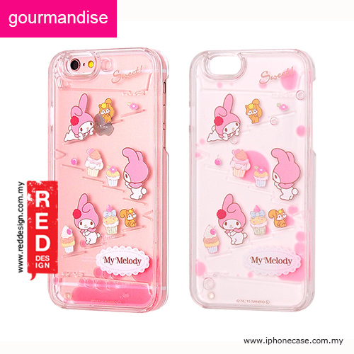 Picture of Gourmandise Liquid Flow My Melody Case for iPhone 6 iPhone 6S 4.7 - My Melody Apple iPhone 6S 4.7- Apple iPhone 6S 4.7 Cases, Apple iPhone 6S 4.7 Covers, iPad Cases and a wide selection of Apple iPhone 6S 4.7 Accessories in Malaysia, Sabah, Sarawak and Singapore