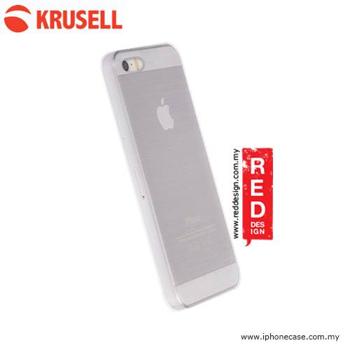 Picture of Krusell Boden Cover Hard Case for iPhone SE iPhone 5S iPhone 5 - Clear Apple iPhone 5- Apple iPhone 5 Cases, Apple iPhone 5 Covers, iPad Cases and a wide selection of Apple iPhone 5 Accessories in Malaysia, Sabah, Sarawak and Singapore
