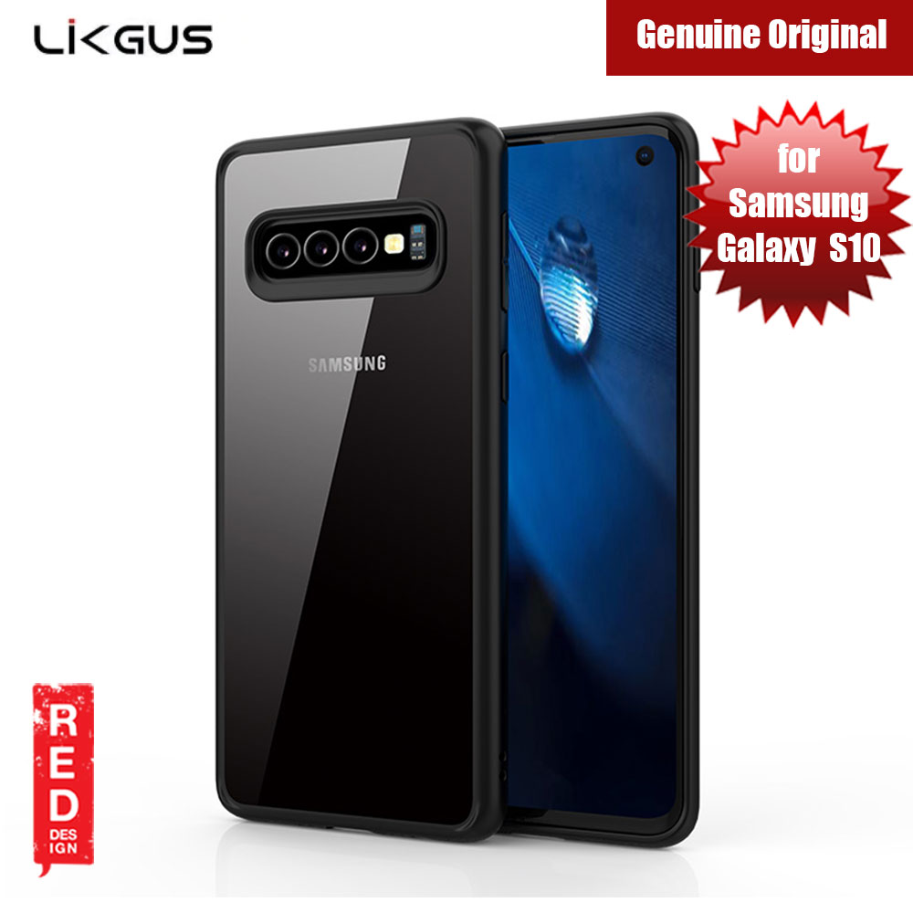 Picture of Likgus Simple Series Protection Case for Samsung Galaxy S10 (Black) Samsung Galaxy S10- Samsung Galaxy S10 Cases, Samsung Galaxy S10 Covers, iPad Cases and a wide selection of Samsung Galaxy S10 Accessories in Malaysia, Sabah, Sarawak and Singapore