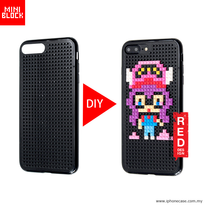 Picture of MiniBlock DIY Soft TPU Case for iPhone 7 Plus iPhone 8 Plus 5.5 - Arale Norimaki Apple iPhone 8 Plus- Apple iPhone 8 Plus Cases, Apple iPhone 8 Plus Covers, iPad Cases and a wide selection of Apple iPhone 8 Plus Accessories in Malaysia, Sabah, Sarawak and Singapore