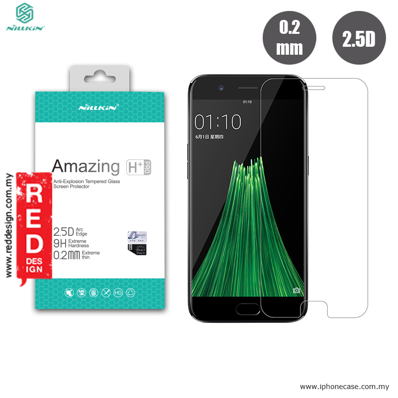 Picture of Nillkin Amazing H Plus Pro Tempered Glass for Oppo R11 - 0.2mm  H Plus Pro OPPO R11- OPPO R11 Cases, OPPO R11 Covers, iPad Cases and a wide selection of OPPO R11 Accessories in Malaysia, Sabah, Sarawak and Singapore