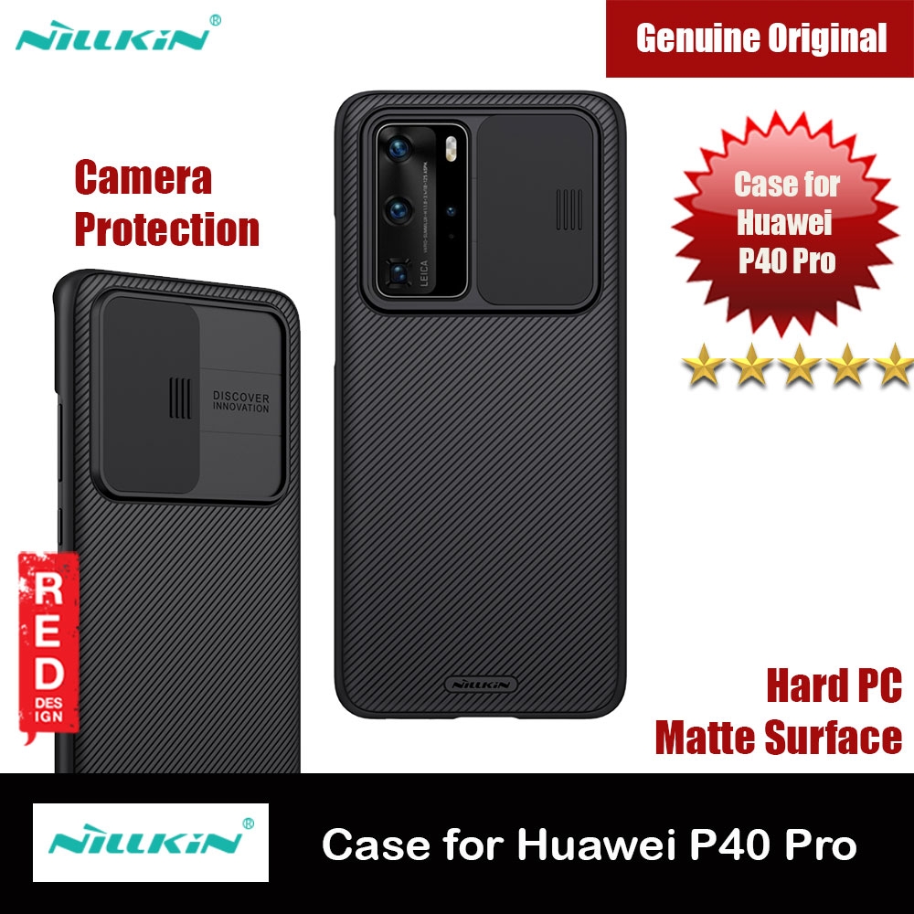 Picture of Nillkin Camshield Protection Case Camera Protection Case Anti fingerprint Non Slip Case for Huawei P40 Pro Huawei P40 Pro- Huawei P40 Pro Cases, Huawei P40 Pro Covers, iPad Cases and a wide selection of Huawei P40 Pro Accessories in Malaysia, Sabah, Sarawak and Singapore