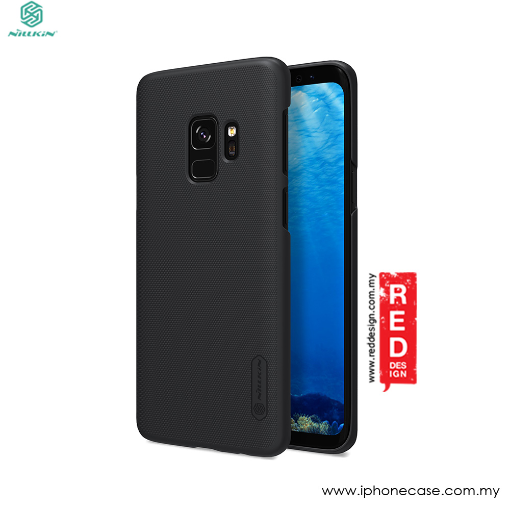 Picture of Nillkin Super Frosted Shield hard cover case for Samsung Galaxy S9 (Black) Samsung Galaxy S9- Samsung Galaxy S9 Cases, Samsung Galaxy S9 Covers, iPad Cases and a wide selection of Samsung Galaxy S9 Accessories in Malaysia, Sabah, Sarawak and Singapore