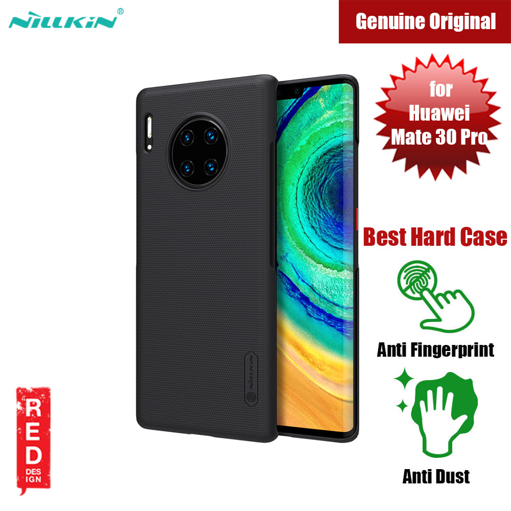 Picture of Nillkin Super Frosted Shield hard cover case for Huawei Mate 30 Pro (Black) Huawei Mate 30 Pro- Huawei Mate 30 Pro Cases, Huawei Mate 30 Pro Covers, iPad Cases and a wide selection of Huawei Mate 30 Pro Accessories in Malaysia, Sabah, Sarawak and Singapore