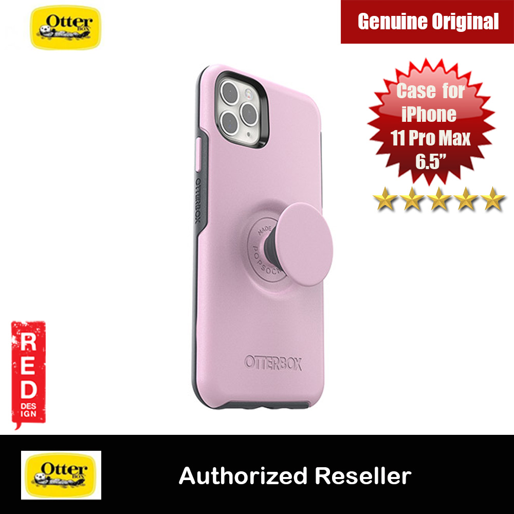 Picture of Otterbox Otter + Pop Otterpop Symmetry Series for Apple  iPhone 11 Pro Max 6.5 (Mauveolous) Apple iPhone 11 Pro Max 6.5- Apple iPhone 11 Pro Max 6.5 Cases, Apple iPhone 11 Pro Max 6.5 Covers, iPad Cases and a wide selection of Apple iPhone 11 Pro Max 6.5 Accessories in Malaysia, Sabah, Sarawak and Singapore