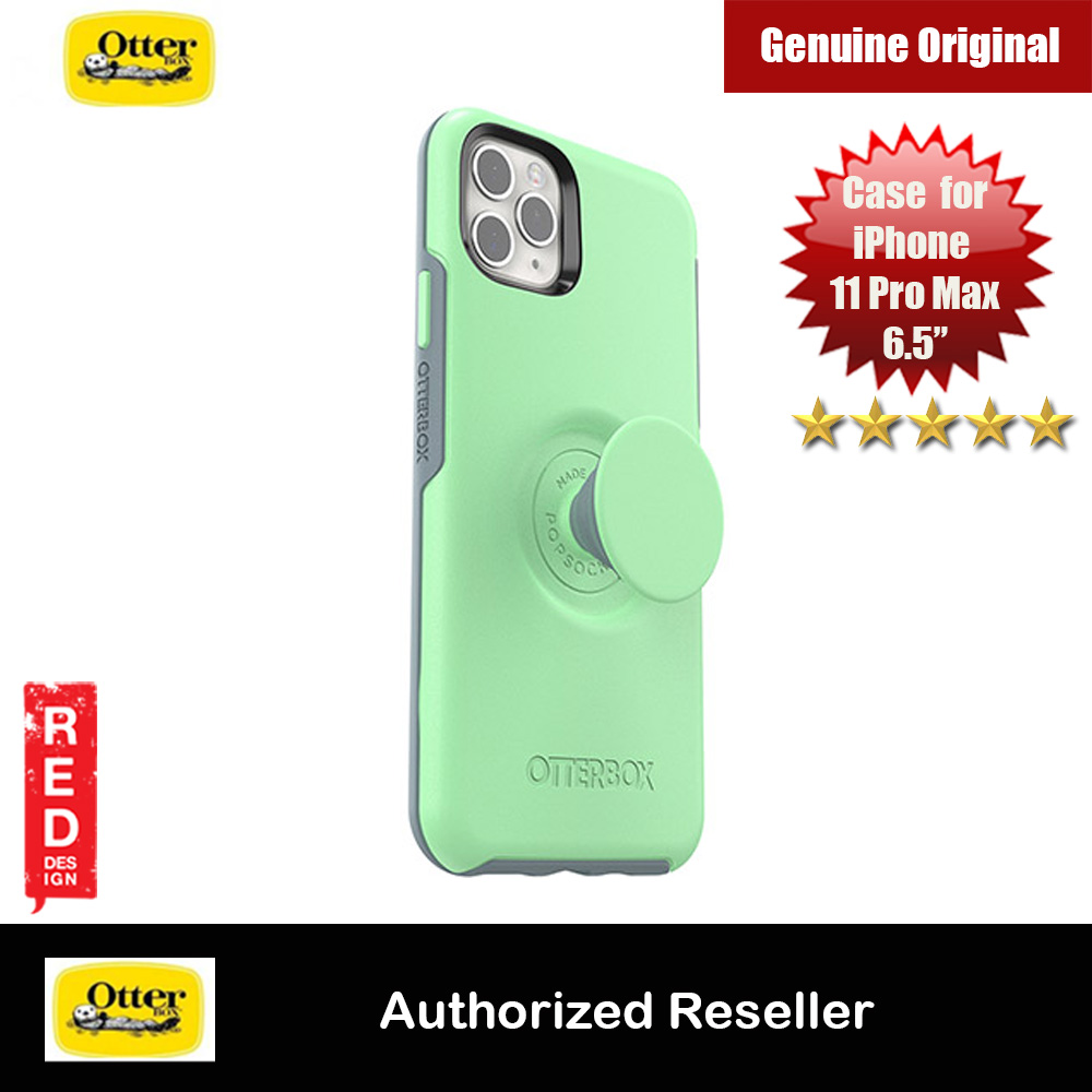 Picture of Otterbox Otter + Pop Otterpop Symmetry Series for Apple  iPhone 11 Pro Max 6.5 (Mint to Be) Apple iPhone 11 Pro Max 6.5- Apple iPhone 11 Pro Max 6.5 Cases, Apple iPhone 11 Pro Max 6.5 Covers, iPad Cases and a wide selection of Apple iPhone 11 Pro Max 6.5 Accessories in Malaysia, Sabah, Sarawak and Singapore