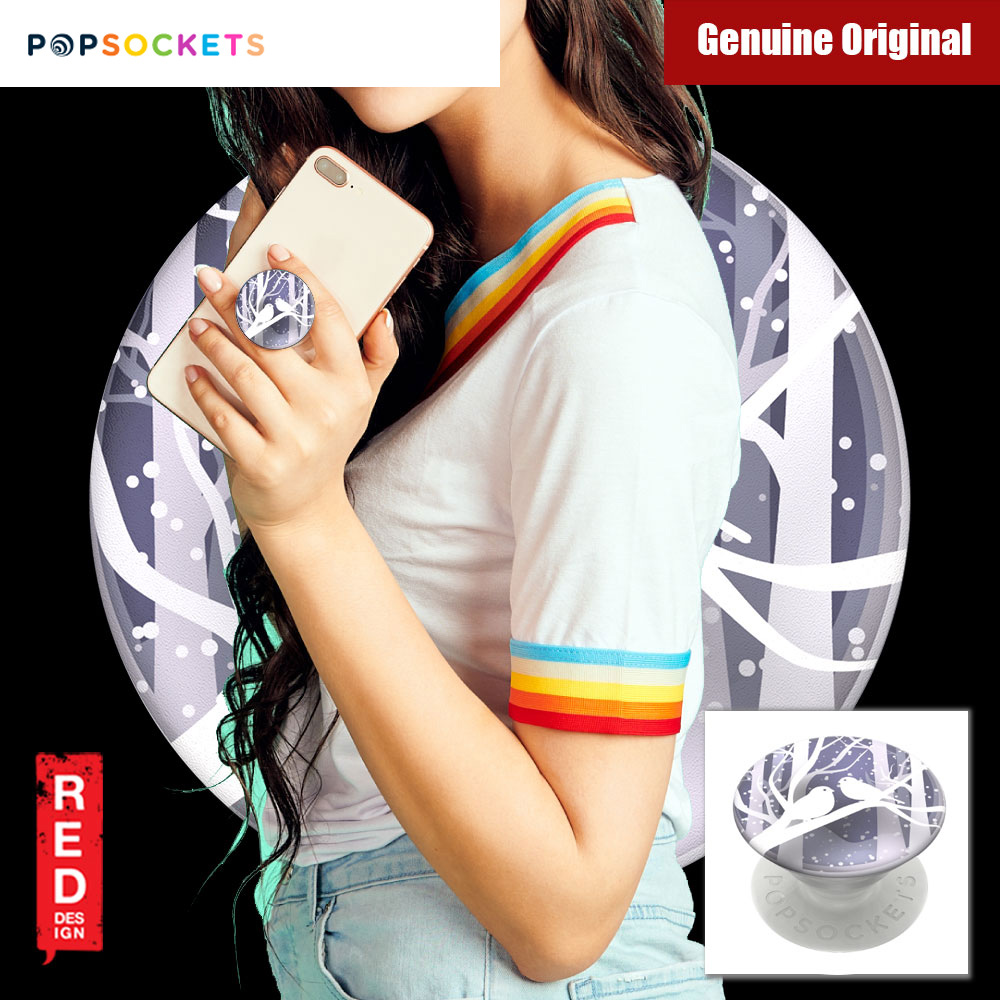 Picture of Popsockets A Phone Grip A Phone Stand An Earbud Management System (Paper Birds) Red Design- Red Design Cases, Red Design Covers, iPad Cases and a wide selection of Red Design Accessories in Malaysia, Sabah, Sarawak and Singapore