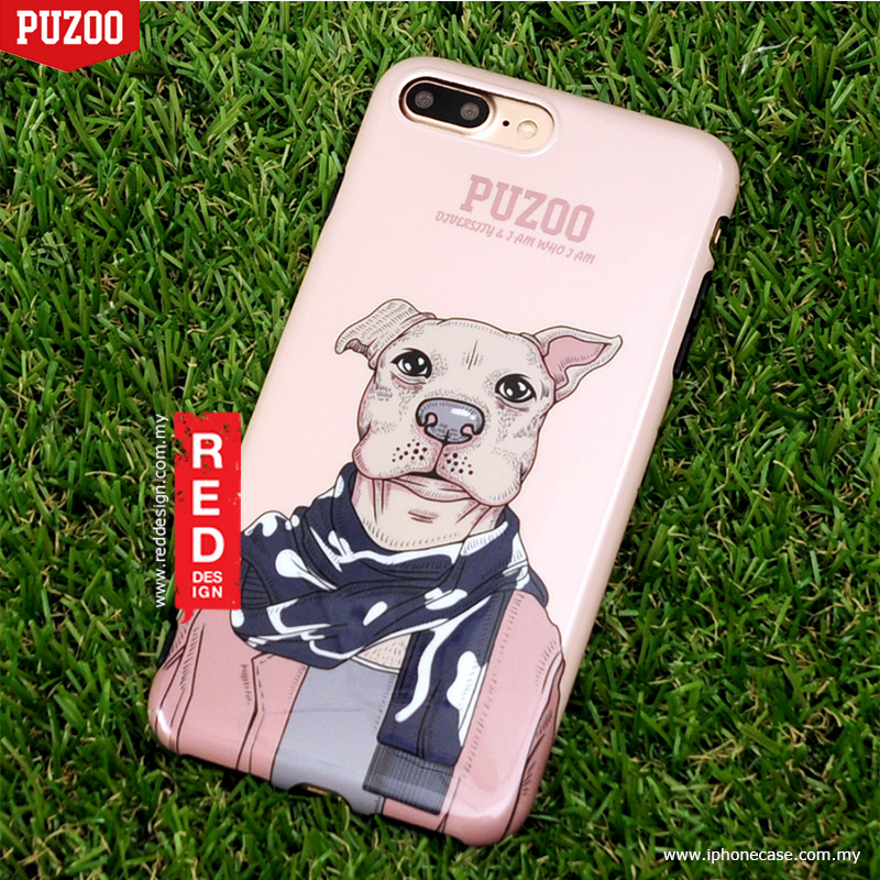 Picture of Puzoo Fashion TPU Soft Case for Apple iPhone 7 Plus iPhone 8 Plus 5.5 - ABU Apple iPhone 8 Plus- Apple iPhone 8 Plus Cases, Apple iPhone 8 Plus Covers, iPad Cases and a wide selection of Apple iPhone 8 Plus Accessories in Malaysia, Sabah, Sarawak and Singapore