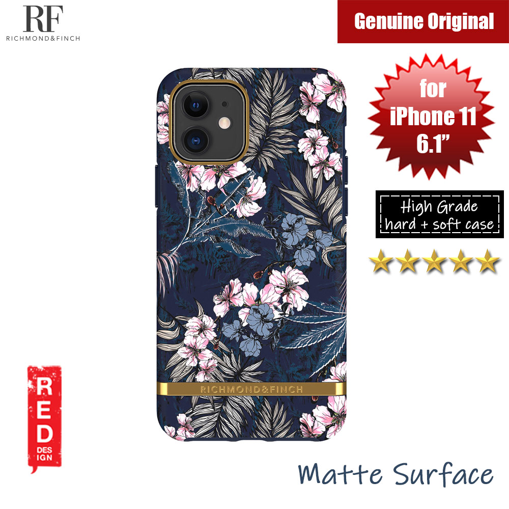 Picture of Richmond and Finch unique design protection case for Apple iPhone 11 6.1 (Floral Jungle ) Apple iPhone 11 6.1- Apple iPhone 11 6.1 Cases, Apple iPhone 11 6.1 Covers, iPad Cases and a wide selection of Apple iPhone 11 6.1 Accessories in Malaysia, Sabah, Sarawak and Singapore