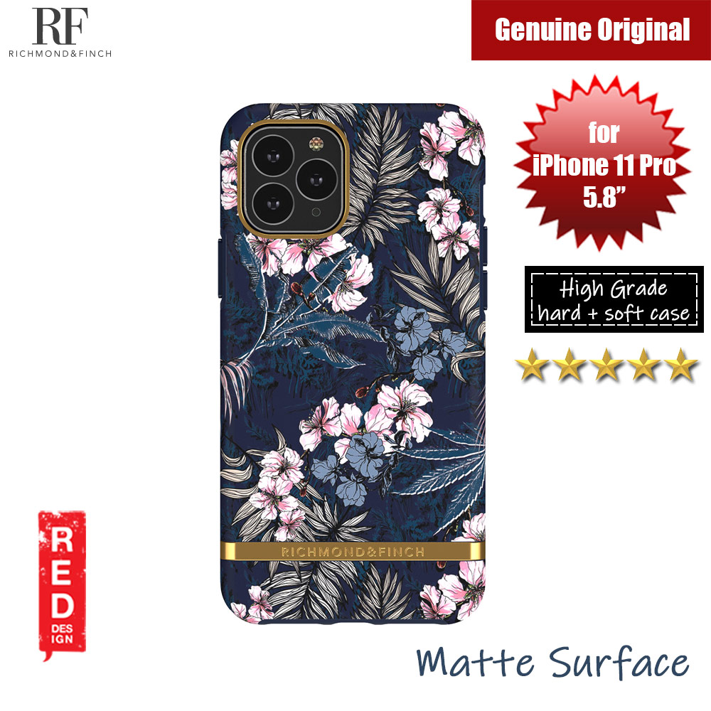 Picture of Richmond and Finch unique design protection case for Apple iPhone 11 Pro 5.8 (Floral Jungle ) Apple iPhone 11 Pro 5.8- Apple iPhone 11 Pro 5.8 Cases, Apple iPhone 11 Pro 5.8 Covers, iPad Cases and a wide selection of Apple iPhone 11 Pro 5.8 Accessories in Malaysia, Sabah, Sarawak and Singapore