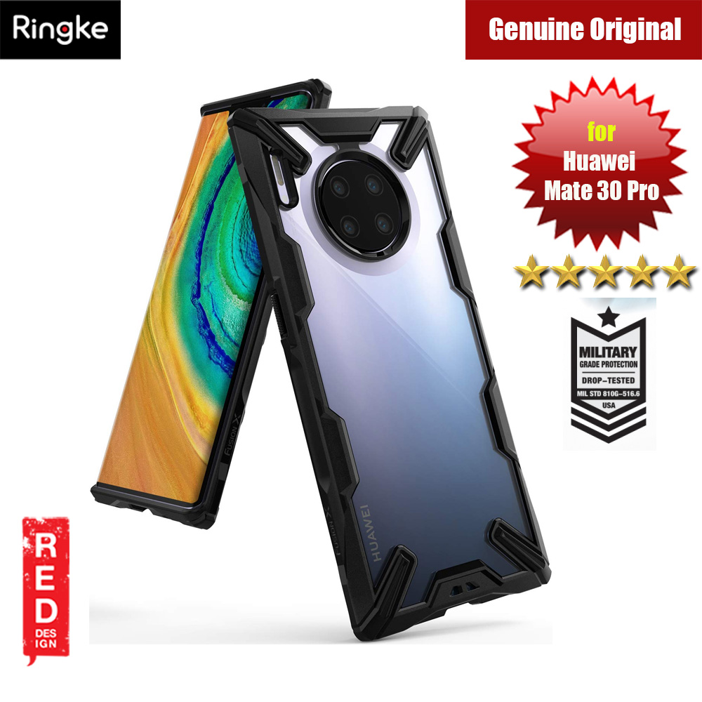 Picture of Ringke Fusion X Extreme Tough Protection for Huawei Mate 30 Pro (Black) Huawei Mate 30 Pro- Huawei Mate 30 Pro Cases, Huawei Mate 30 Pro Covers, iPad Cases and a wide selection of Huawei Mate 30 Pro Accessories in Malaysia, Sabah, Sarawak and Singapore
