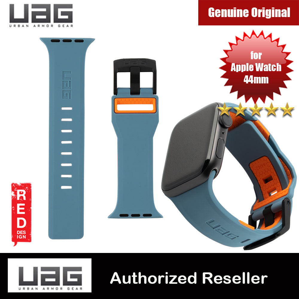 Picture of UAG Civilian Silicone Strap for Apple Watch 44mm Series 4 Series 5 (Slate Orange) Apple Watch 44mm- Apple Watch 44mm Cases, Apple Watch 44mm Covers, iPad Cases and a wide selection of Apple Watch 44mm Accessories in Malaysia, Sabah, Sarawak and Singapore