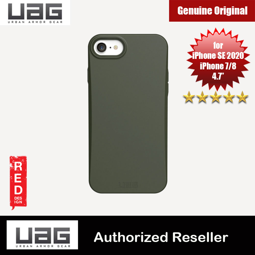 Picture of UAG Biogradable Outback Series Protection Case for Apple iPhone SE 2020 iPhone 7 iPhone 8 (Olive) Apple iPhone SE 2020- Apple iPhone SE 2020 Cases, Apple iPhone SE 2020 Covers, iPad Cases and a wide selection of Apple iPhone SE 2020 Accessories in Malaysia, Sabah, Sarawak and Singapore