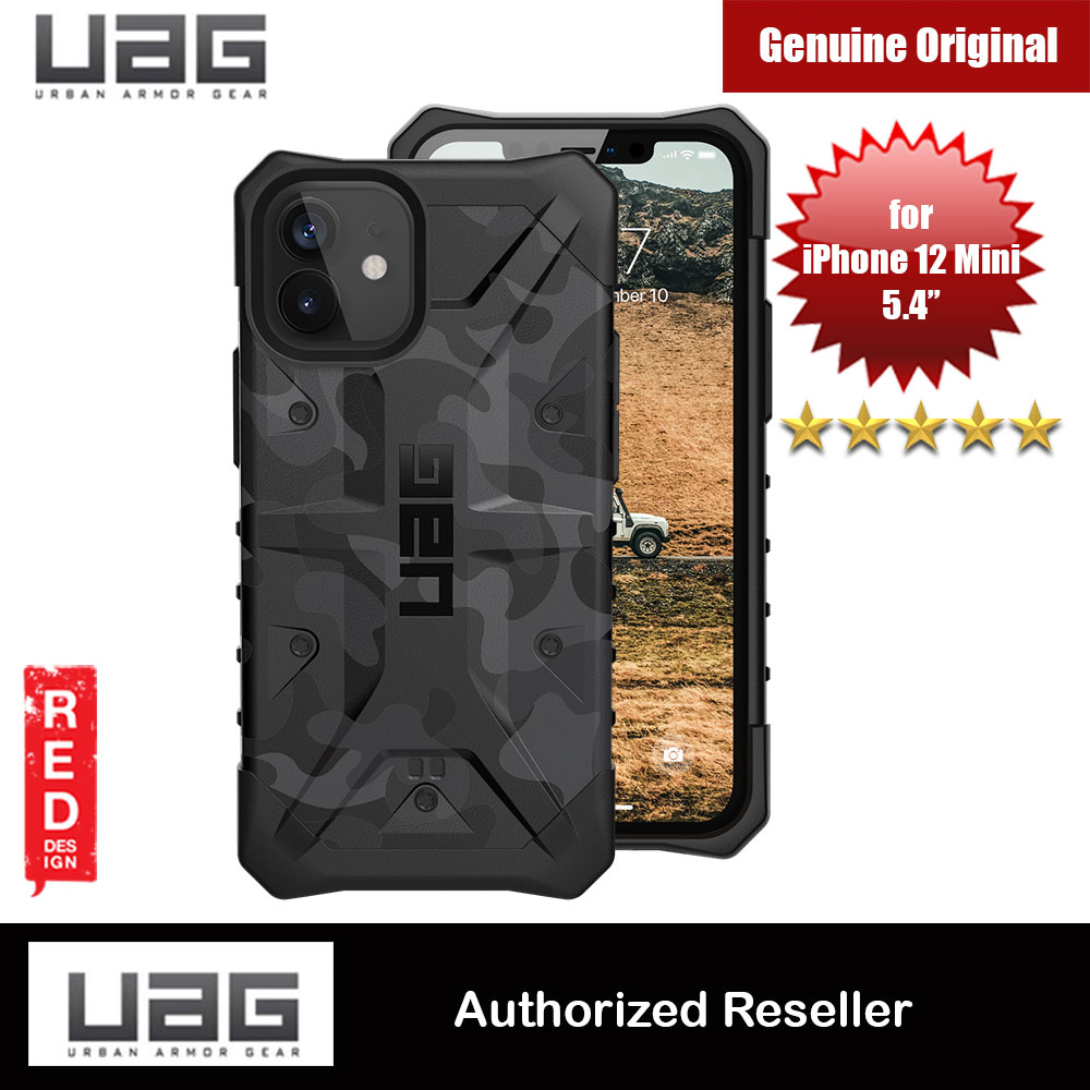 Picture of UAG Urban Armor Gear Protection Case Pathfinder SE Series for iPhone 12 Mini 5.4 (Black Midnight Camo) Apple iPhone 12 mini 5.4- Apple iPhone 12 mini 5.4 Cases, Apple iPhone 12 mini 5.4 Covers, iPad Cases and a wide selection of Apple iPhone 12 mini 5.4 Accessories in Malaysia, Sabah, Sarawak and Singapore