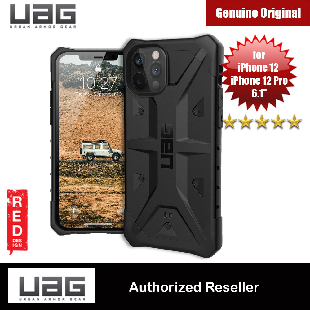 Picture of UAG Urban Armor Gear Protection Case Pathfinder Series for iPhone 12 iPhone 12 Pro 6.1 (Black) Apple iPhone 12 6.1- Apple iPhone 12 6.1 Cases, Apple iPhone 12 6.1 Covers, iPad Cases and a wide selection of Apple iPhone 12 6.1 Accessories in Malaysia, Sabah, Sarawak and Singapore