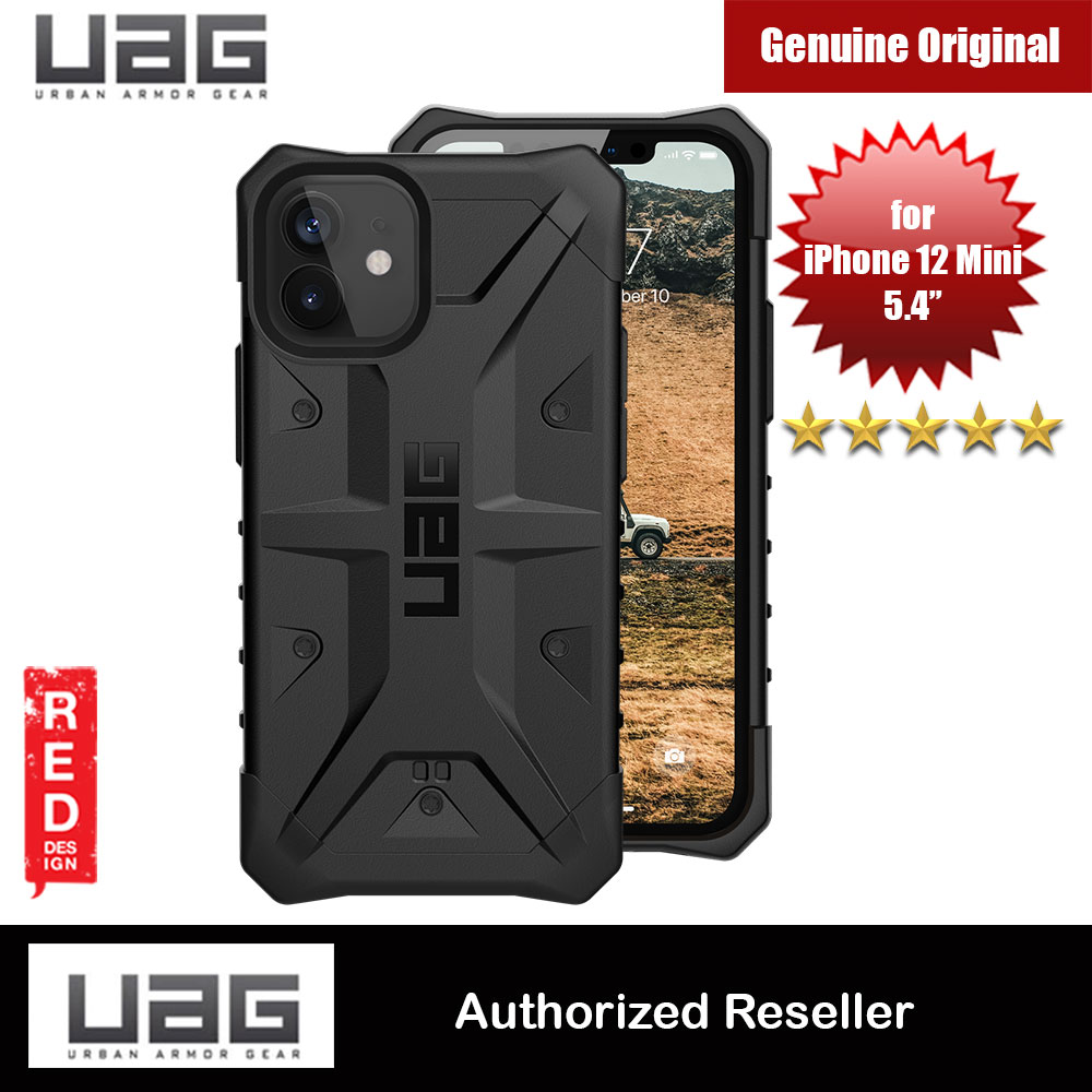 Picture of UAG Urban Armor Gear Protection Case Pathfinder Series for iPhone 12 Mini 5.4 (Black) Apple iPhone 12 mini 5.4- Apple iPhone 12 mini 5.4 Cases, Apple iPhone 12 mini 5.4 Covers, iPad Cases and a wide selection of Apple iPhone 12 mini 5.4 Accessories in Malaysia, Sabah, Sarawak and Singapore