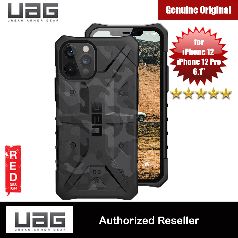 Picture of UAG Urban Armor Gear Protection Case Pathfinder SE Series for iPhone 12 iPhone 12 Pro 6.1 (Black Midnight Camo) Apple iPhone 12 6.1- Apple iPhone 12 6.1 Cases, Apple iPhone 12 6.1 Covers, iPad Cases and a wide selection of Apple iPhone 12 6.1 Accessories in Malaysia, Sabah, Sarawak and Singapore