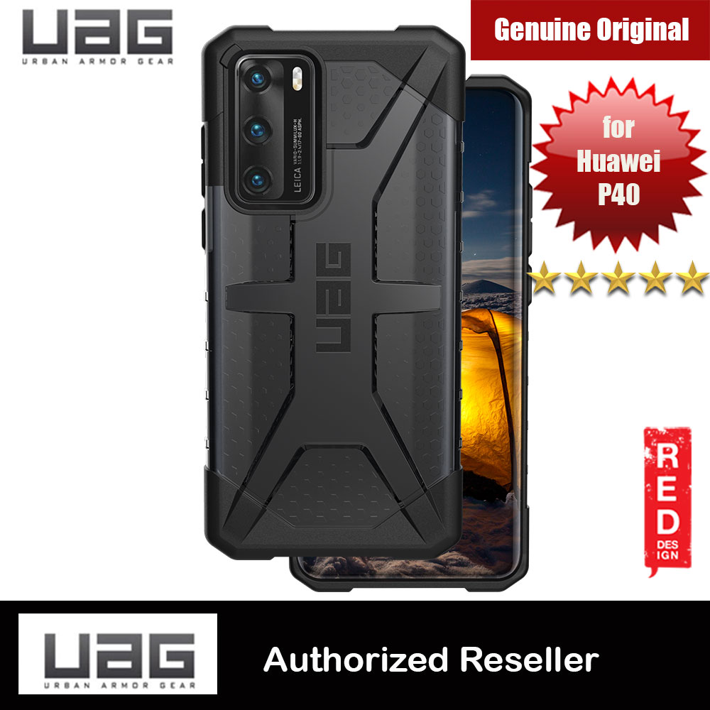 Picture of UAG Plasma Series Drop Protection Case for Huawei P40 (Ash Grey) Huawei P40- Huawei P40 Cases, Huawei P40 Covers, iPad Cases and a wide selection of Huawei P40 Accessories in Malaysia, Sabah, Sarawak and Singapore
