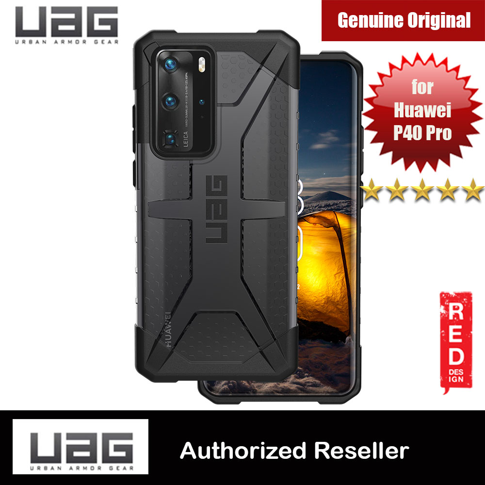 Picture of UAG Plasma Series Drop Protection Case for Huawei P40 Pro (Ash Grey) Huawei P40 Pro- Huawei P40 Pro Cases, Huawei P40 Pro Covers, iPad Cases and a wide selection of Huawei P40 Pro Accessories in Malaysia, Sabah, Sarawak and Singapore