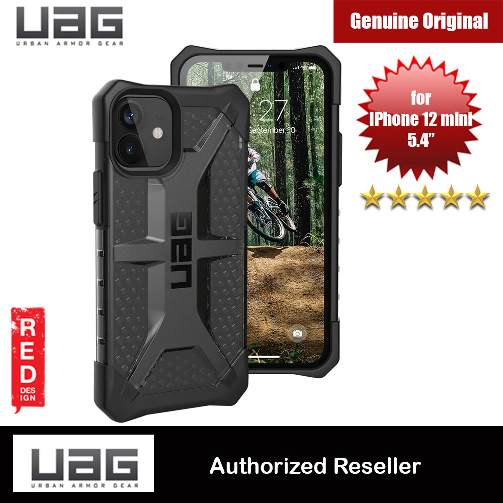 Picture of UAG Urban Armor Gear Protection Hard Case Plasma Series for iPhone 12 Mini 5.4 (Ash) Apple iPhone 12 mini 5.4- Apple iPhone 12 mini 5.4 Cases, Apple iPhone 12 mini 5.4 Covers, iPad Cases and a wide selection of Apple iPhone 12 mini 5.4 Accessories in Malaysia, Sabah, Sarawak and Singapore