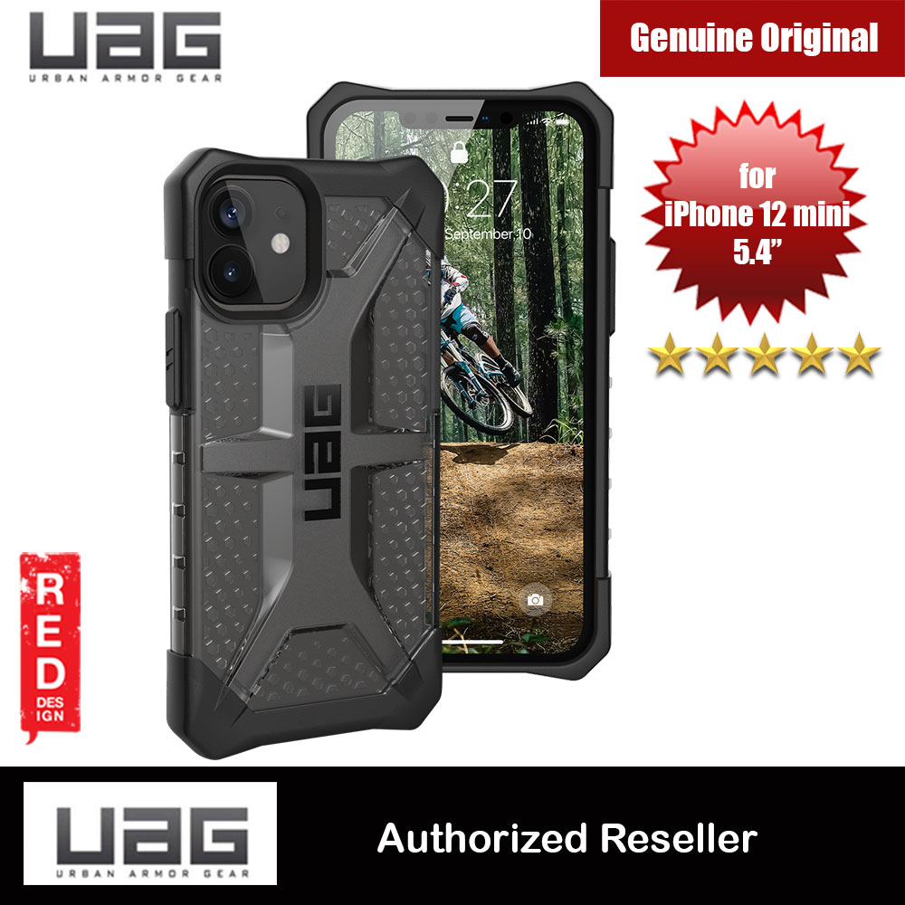 Picture of UAG Urban Armor Gear Protection Hard Case Plasma Series for iPhone 12 Mini 5.4 (Ice) Apple iPhone 12 mini 5.4- Apple iPhone 12 mini 5.4 Cases, Apple iPhone 12 mini 5.4 Covers, iPad Cases and a wide selection of Apple iPhone 12 mini 5.4 Accessories in Malaysia, Sabah, Sarawak and Singapore