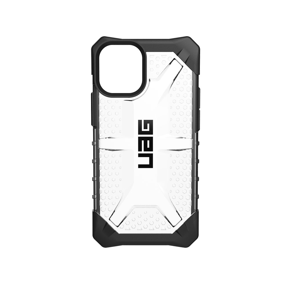 Picture of Apple iPhone 12 mini 5.4 Case | UAG Urban Armor Gear Protection Hard Case Plasma Series for iPhone 12 Mini 5.4 (Ice)
