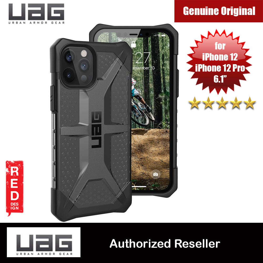 Picture of UAG Urban Armor Gear Protection Hard Case Plasma Series for iPhone 12 iPhone 12 Pro 6.1 (Ash) Apple iPhone 12 6.1- Apple iPhone 12 6.1 Cases, Apple iPhone 12 6.1 Covers, iPad Cases and a wide selection of Apple iPhone 12 6.1 Accessories in Malaysia, Sabah, Sarawak and Singapore