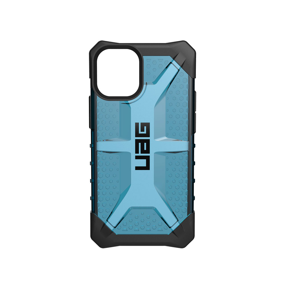 Picture of Apple iPhone 12 6.1 Case | UAG Urban Armor Gear Protection Hard Case Plasma Series for iPhone 12 iPhone 12 Pro 6.1 (Mallard)