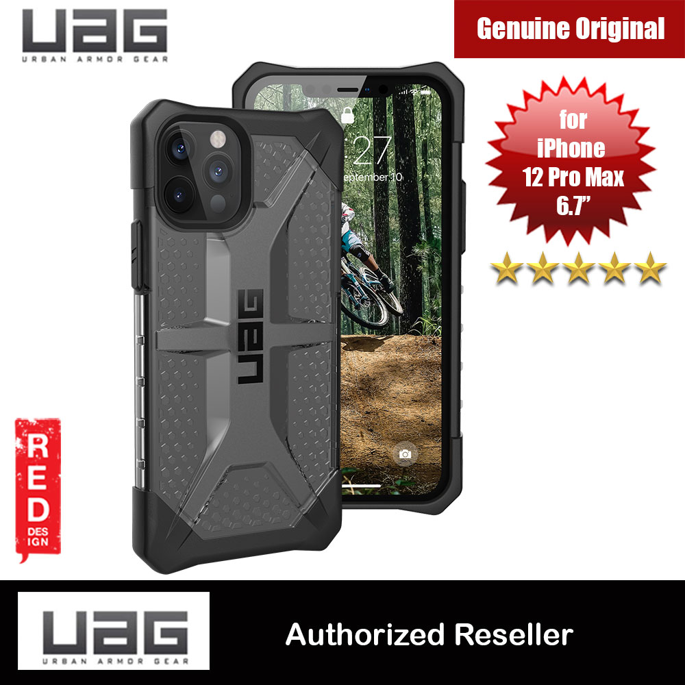 Picture of UAG Urban Armor Gear Protection Hard Case Plasma Series for iPhone 12 Pro Max 6.7 (Ice) Apple iPhone 12 Pro Max 6.7- Apple iPhone 12 Pro Max 6.7 Cases, Apple iPhone 12 Pro Max 6.7 Covers, iPad Cases and a wide selection of Apple iPhone 12 Pro Max 6.7 Accessories in Malaysia, Sabah, Sarawak and Singapore