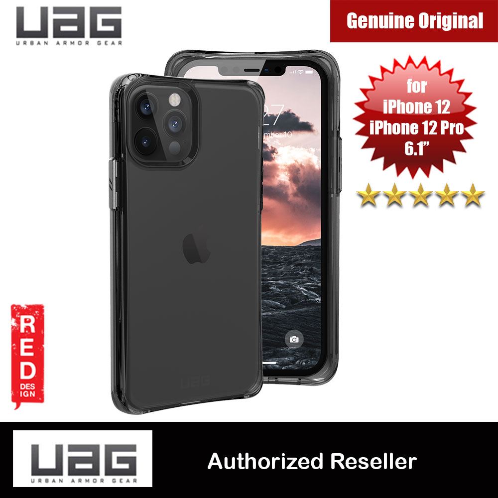 Picture of UAG Urban Armor Gear Protection Soft Case Plyo Series for iPhone 12 iPhone Pro 6.1 (Ash) Apple iPhone 12 6.1- Apple iPhone 12 6.1 Cases, Apple iPhone 12 6.1 Covers, iPad Cases and a wide selection of Apple iPhone 12 6.1 Accessories in Malaysia, Sabah, Sarawak and Singapore
