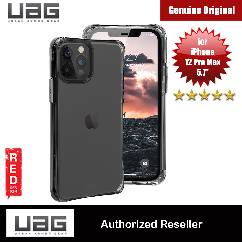 Picture of UAG Urban Armor Gear Protection Soft Case Plyo Series for iPhone 12 Pro Max 6.7 (Ice) Apple iPhone 12 Pro Max 6.7- Apple iPhone 12 Pro Max 6.7 Cases, Apple iPhone 12 Pro Max 6.7 Covers, iPad Cases and a wide selection of Apple iPhone 12 Pro Max 6.7 Accessories in Malaysia, Sabah, Sarawak and Singapore