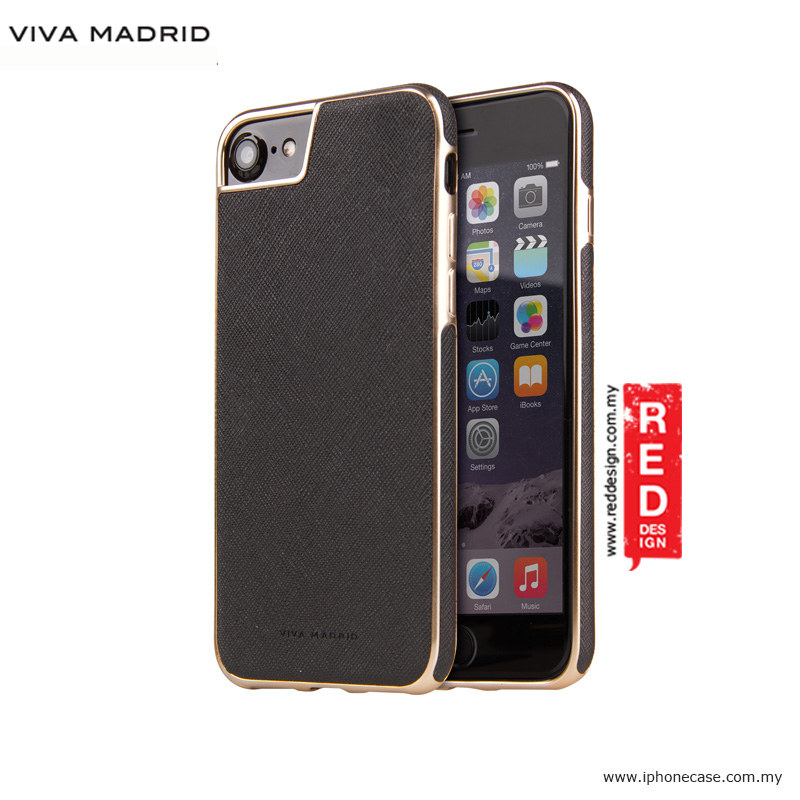 Picture of Viva Madrid Eterno Back Case for Appe iPhone 7 iPhone 8 4.7 - Black Apple iPhone 8- Apple iPhone 8 Cases, Apple iPhone 8 Covers, iPad Cases and a wide selection of Apple iPhone 8 Accessories in Malaysia, Sabah, Sarawak and Singapore