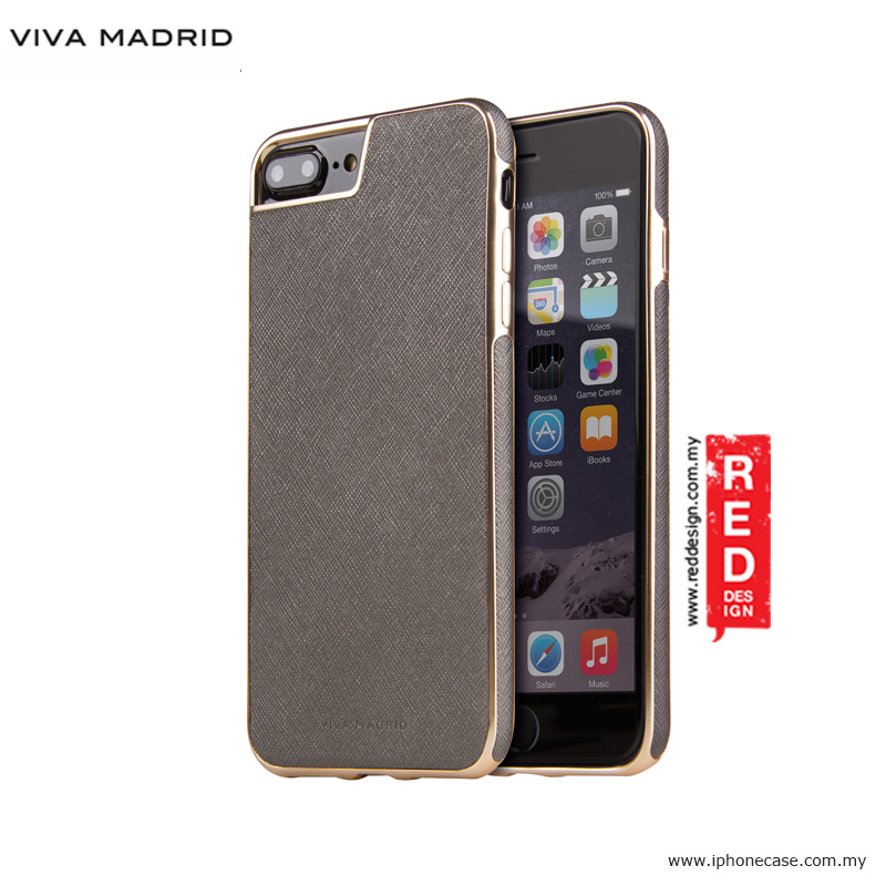 Picture of Viva Madrid Eterno Back Case for Appe iPhone 7 iPhone 8 4.7 - Grey Apple iPhone 8- Apple iPhone 8 Cases, Apple iPhone 8 Covers, iPad Cases and a wide selection of Apple iPhone 8 Accessories in Malaysia, Sabah, Sarawak and Singapore