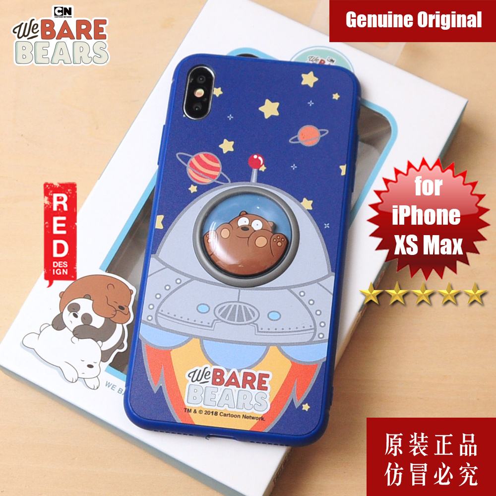 Picture of We Bare Bears Fashion Case for Apple iPhone XS Max (Bear) Apple iPhone XS Max- Apple iPhone XS Max Cases, Apple iPhone XS Max Covers, iPad Cases and a wide selection of Apple iPhone XS Max Accessories in Malaysia, Sabah, Sarawak and Singapore