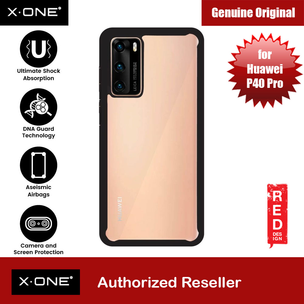 Picture of X.One DropGuard 2.0 Drop Protection Case for Huawei P40 Pro (Black) Huawei P40 Pro- Huawei P40 Pro Cases, Huawei P40 Pro Covers, iPad Cases and a wide selection of Huawei P40 Pro Accessories in Malaysia, Sabah, Sarawak and Singapore