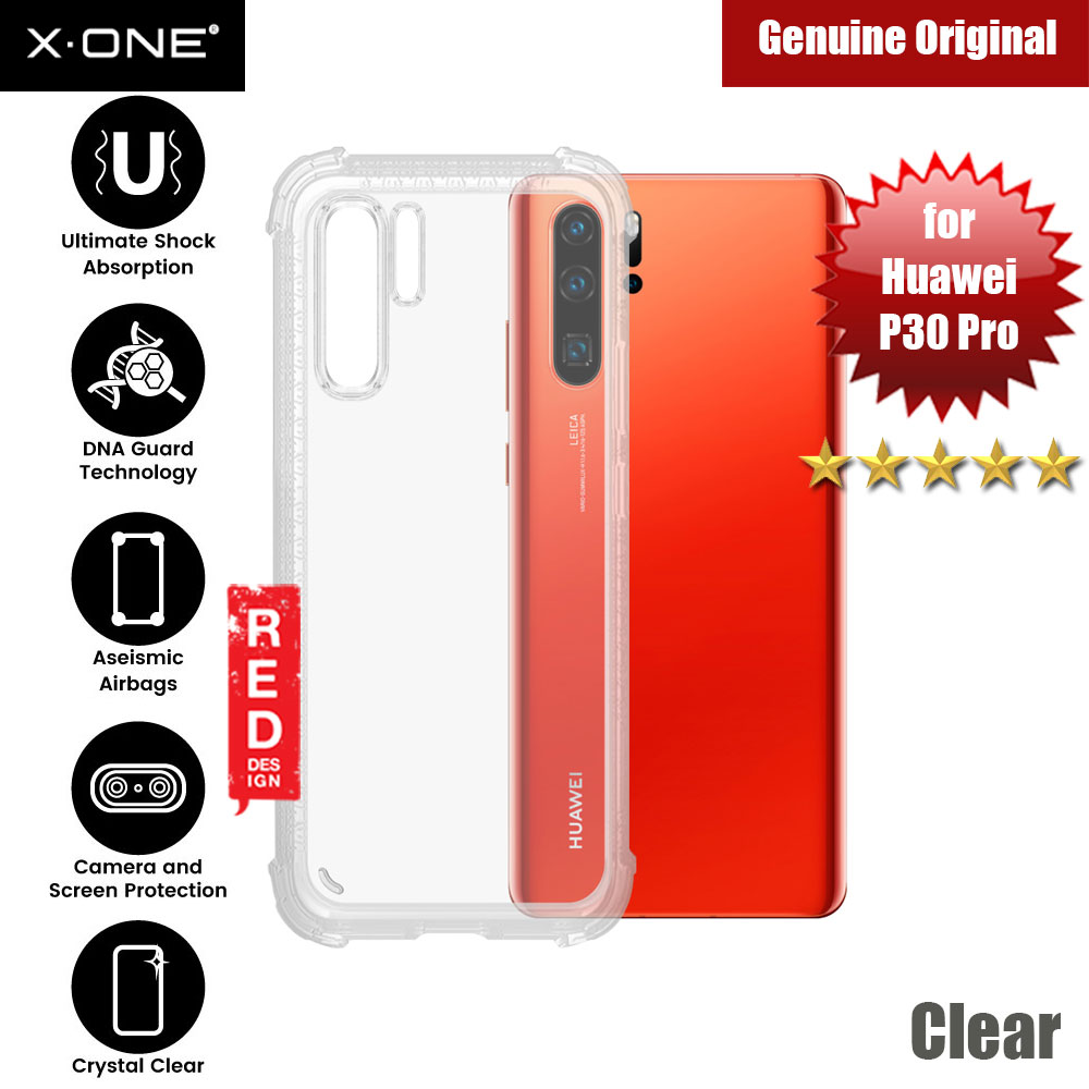 Picture of X.One DropGuard Pro for Huawei P30 Pro (Clear) Huawei P30 Pro- Huawei P30 Pro Cases, Huawei P30 Pro Covers, iPad Cases and a wide selection of Huawei P30 Pro Accessories in Malaysia, Sabah, Sarawak and Singapore